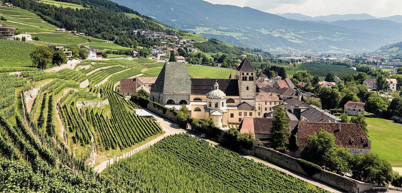 Jahrhundertealte Weinkultur